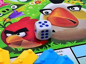 Настольная игра «Монополия Angry birds», 2831R-3, toys.com.ua