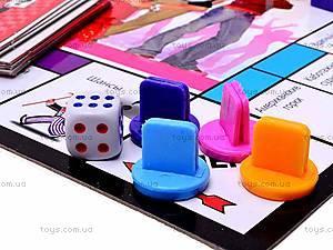 Настольная игра «Монополия» с Ханной Монтаной, 2828R-1/2, фото