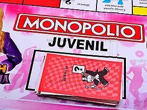 Настольная игра «Монополия» с Ханной Монтаной, 2828R-1/2, детские игрушки