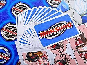 Настольная игра «Монсуно» 3в1, , отзывы