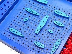Настольная игра «Морской бой», с экраном, 868, игрушки