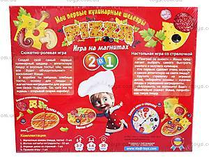 Настольная игра на магнитах «Пицца», VT1504-21, купить