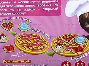 Настольная игра на магнитах «Вафли», VT1504-19, игрушки