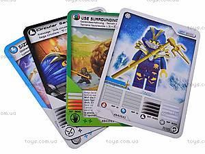 Настольная игра «Ниндзя», 4 вида, 9599, игрушки