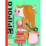 Настольная игра «Пиполо», DJ05108, детские игрушки