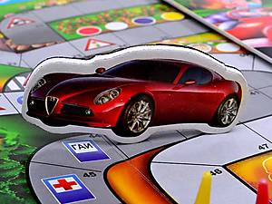 Настольная игра «Правила дорожного движения», , детские игрушки