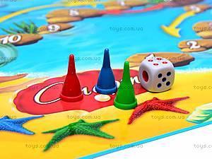 Настольная игра «Русалочка», 2в1, , игрушки