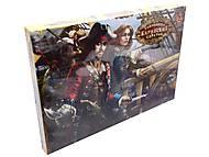 Настольная игра «Сокровища карибских пиратов», , отзывы