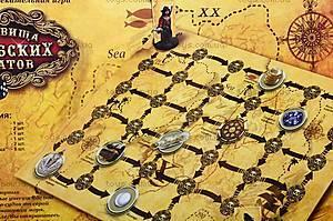 Настольная игра «Сокровища карибских пиратов», , игрушки