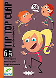 Настольная игра «Тип Топ Хлоп», DJ05120, детские игрушки