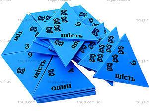 Настольная игра «Тримино», VT210501, купить