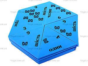 Настольная игра «Тримино», VT210501, фото