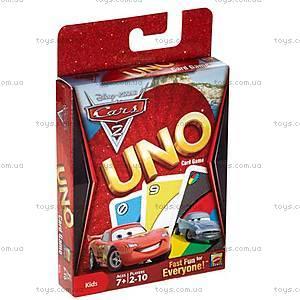 Настольная игра UNO «Тачки 2», T8230