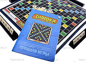 Настольная игра «Знатоки», 11968, игрушки