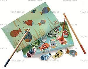 Настольная магнитная игра «Веселая рыбалка», DJ01650, купить
