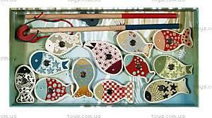 Настольная магнитная игра «Веселая рыбалка», DJ01650, фото