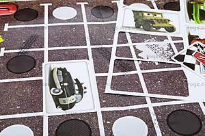 Настольная стратегическая игра «Тачки», , детские игрушки