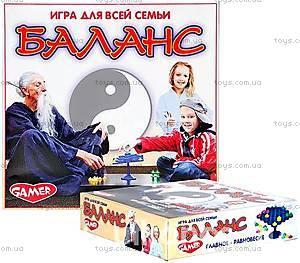 """Настольная игра """"Баланс"""", 1168"""