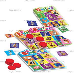 Настольная игра «Бинго», VT2106-02, toys.com.ua