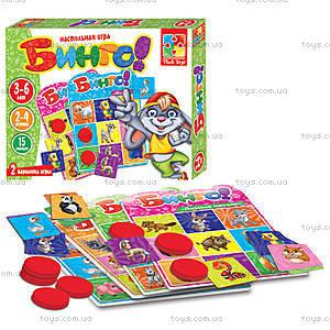 Настольная игра «Бинго», VT2106-02