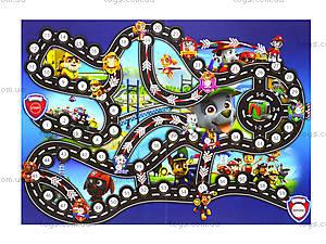 Настольная игра детская «Гонки! Спасательный патруль», , цена