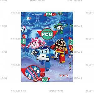 Настольная игра детская «Робокар Поли»,