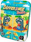 Настольная игра Difference Junior , 40153, купить