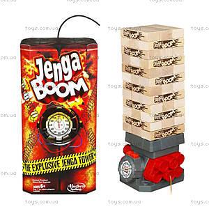 Настольная игра «Дженга Бум», A2028E24