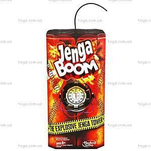 Настольная игра «Дженга Бум», A2028E24, фото