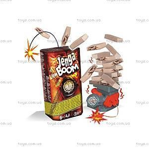 Настольная игра «Дженга Бум», A2028E24, игрушки