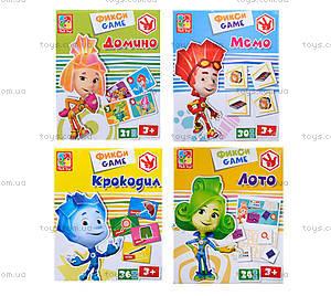 Настольная игра для детей «Фикси Игры», VT2107-04