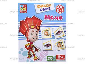 Настольная игра для детей «Фикси Игры», VT2107-04, купить
