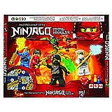 Настольная игра для детей «Нинзяго», , купить
