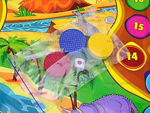 Настольная игра для детей «Парк динозавров», 3002-07, фото