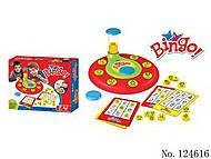 Настольная игра для компании «Бинго», 124616-KT