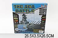 Настольная игра для всей семьи «Морской бой», JT881, фото