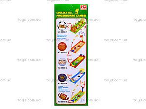 Настольная игра «Пальчиковый футбол», 699В-1А, игрушки