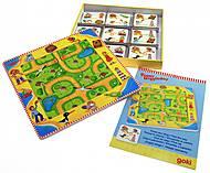 Настольная игра goki «Найди верный путь», 56672