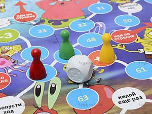 Настольная игра «Губка Боб», 201, фото