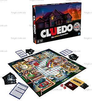 Настольная игра «Клуэдо», обновленная, 38712121