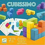 Настольная игра «Кубиссимо» DJECO, DJ08477