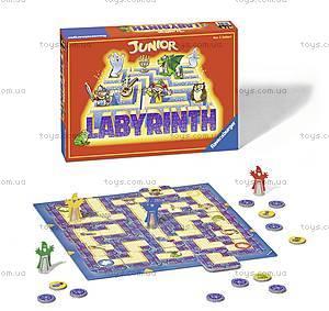 Настольная игра «Лабиринт-Юниор», 21931