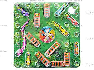 Настольная игра «Лестницы и змеи», 8072, фото