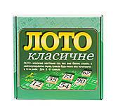 """Настольная игра """"Лото классическое"""", 20452, оптом"""