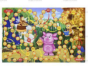 Настольная игра «Лунтик: пришелец с Луны», 058, игрушки