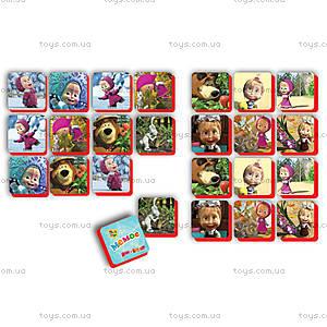 Настольная игра Мемос «Времена года» с Машей и Медведем, VT2104-02, іграшки