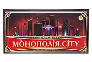 """Настольная игра """"Монополия. CITY"""", 21137, фото"""