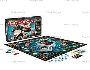 Настольная игра «Монополия с банковскими картами», B6677, купить