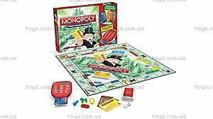 Настольная игра «Монополия с банковскими карточками», A7444, фото