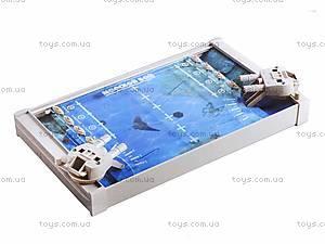 Настольная игра «Морской бой», 1234cp0090101015, toys.com.ua